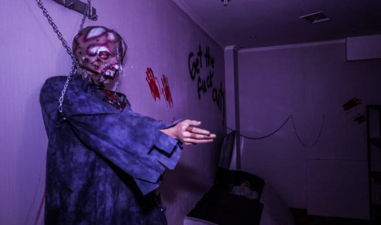 New Zombie Lab Room